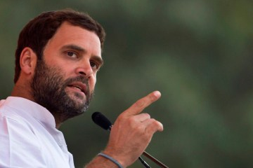 Rahul Gandhi featured UnBumf