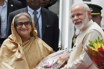 Shaikh Hasina & Narendra Modi_UnBumf
