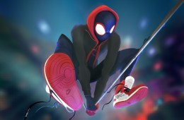 Spiderman: Into the Spider Verse_UnBumf