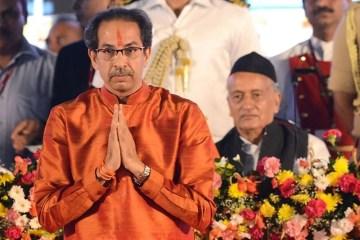 Uddhave Thackerey CM Ceremony UnBumf