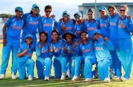 Indian Women's Cricket Team UnBumf