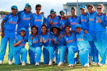 Indian Women's Cricket Team UnBumf