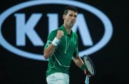 Novak Djokovic Australian Open UnBumf