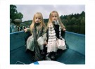 Tchaikovsky twins on a rowing boat