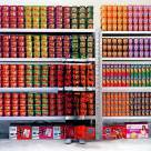 Liu-Bolin-Hiding-in-the-City_83-Supermarket-2009
