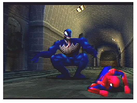 Spider-Man PlayStation