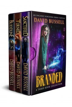 Branded 3-Book set