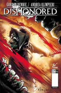 Dishonored_01_Cover_B_ Andrea Olimpieri