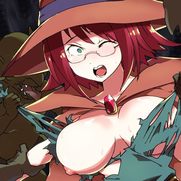 hentai goblin slayer witch