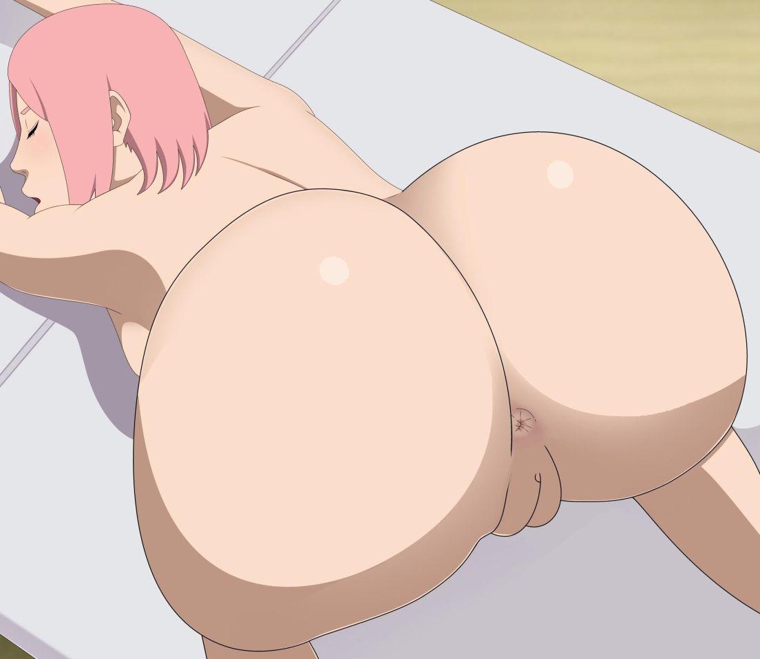 sakura nude