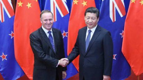 Key China