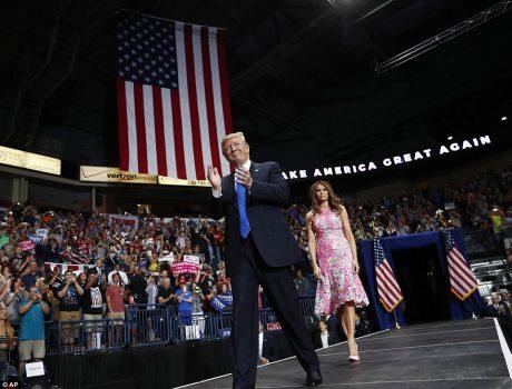 Trump Victory lap