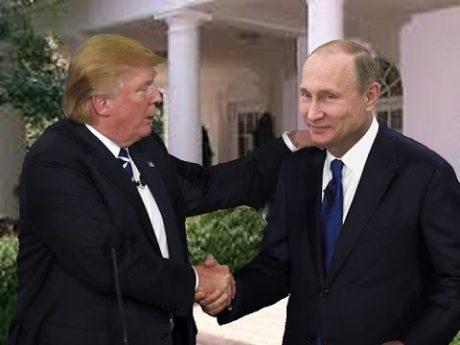 Trump Meets Putin
