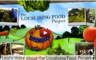 localising food project