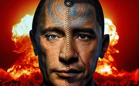 Obama Putin UN Antichrist