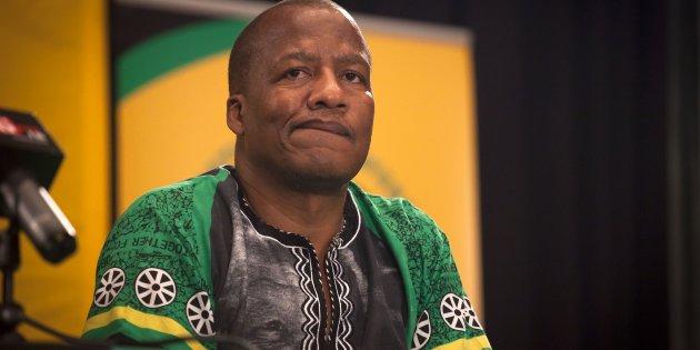 ANC Re-elect Jacob Zuma As Leader