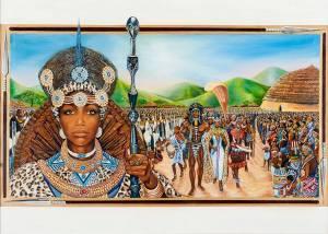 Queen Nandi