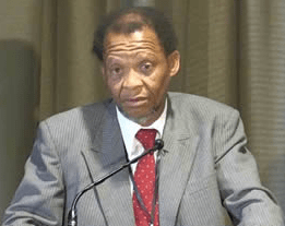 Leader of LaRouche South Africa