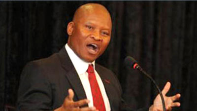 Chief Justice Mogoeng Mogoeng on the issue of corruption in judiciary