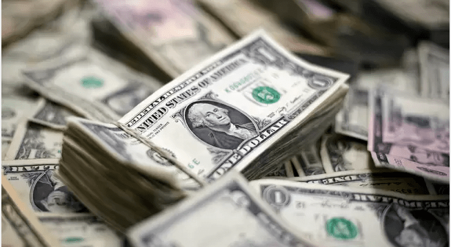 Dumping the dollar. Russia joins countries dumping the dollar