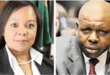 Patricia Goliath and John Hlophe have launched counter complaints with JCC