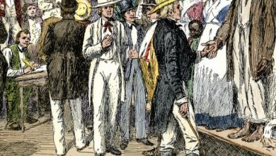 The slave auction was the epitome of the system's dehumanisation.
