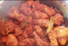 Cornish Chicken Curry