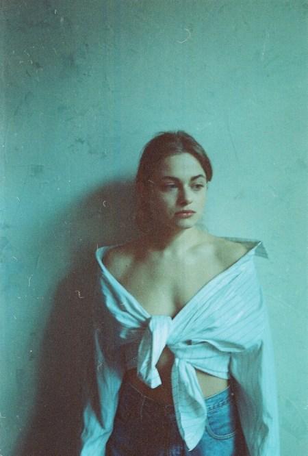 Khrystyna Voitkiv Uncertain Magazine