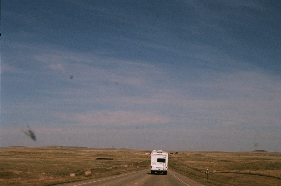 06 Morrisa Maltz The Unknown Country Route 212, Montana (Spring 2017)