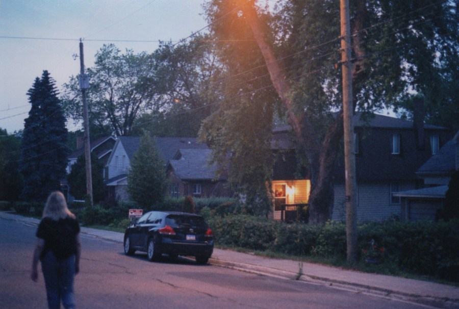 Chelsea Bellrose Place Uncertain Magazine Film Photography