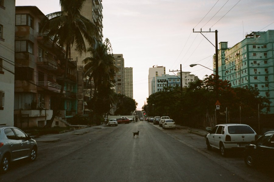 Rosario Oddo La Habana Uncertain Magazine Film Photography