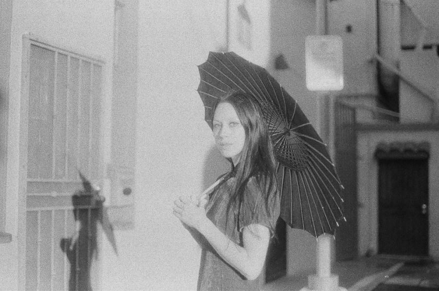 Katy Lane Cerise Uncertain Magazine Film Photography