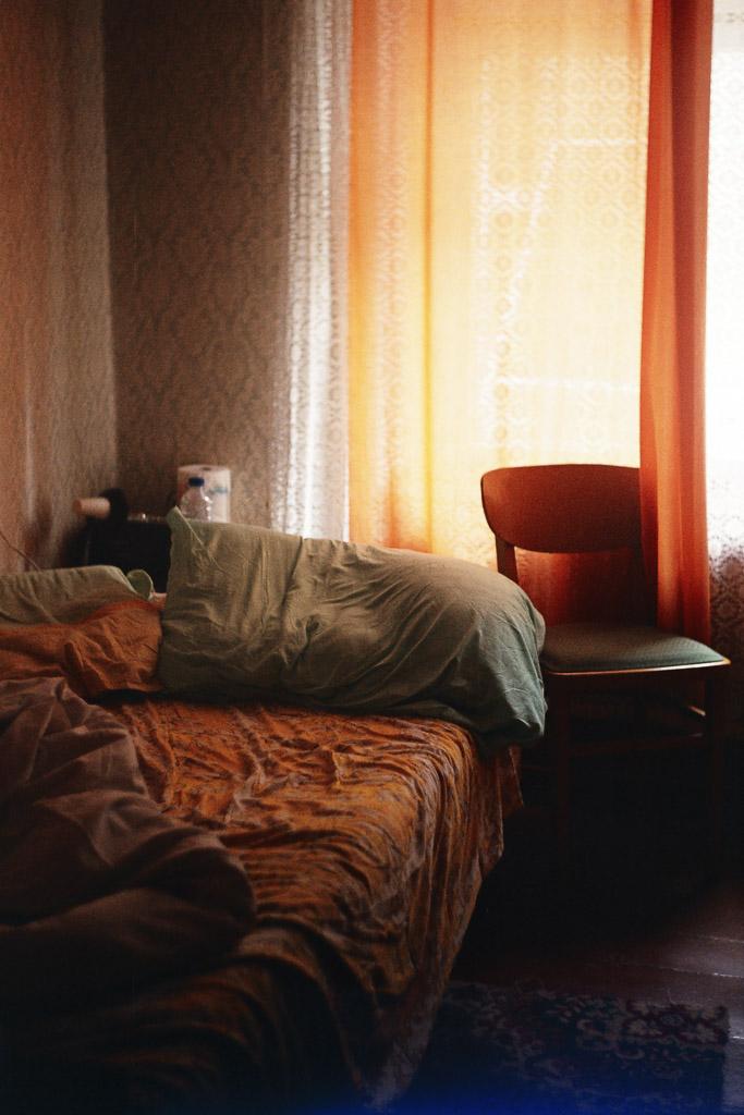 Nancy Merou Uncertain Magazine Film Photography