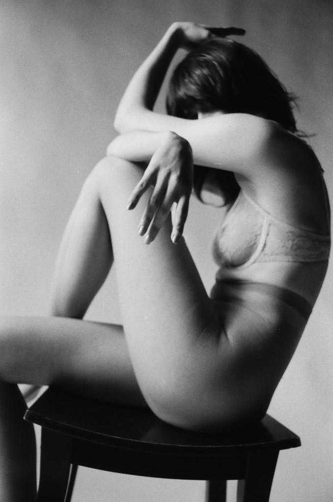 Shayne Zwickel Cassandra Phillips Grande Uncertain Magazine Analog Photography
