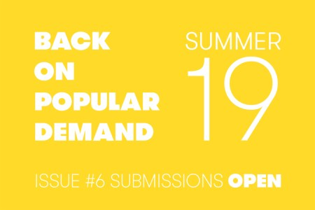 Uncertain Magazine Issue 6 Summer 19 film photography submissions open
