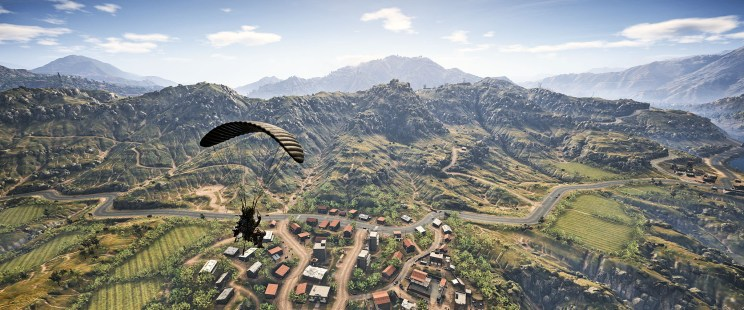 Ghost Recon Wildlands runs well on Ryzen 7