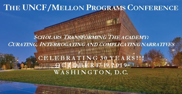 2019 UNCF/Mellon Programs Conference