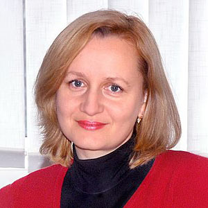 Анна Куземко - експерт з ботанічного напрямку