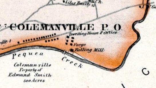colemanvilleMap1