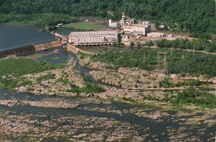 Holtwood Dam