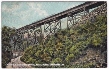 Martic Forge Trestle Bridge