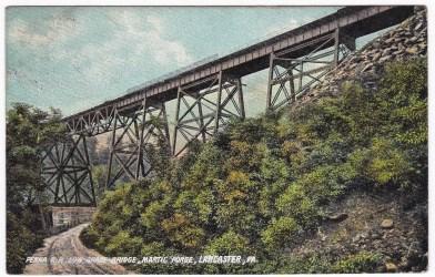 Martic Forge Trestle Bridge