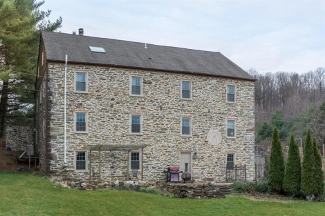 Flory's Mill at the Martic Forge