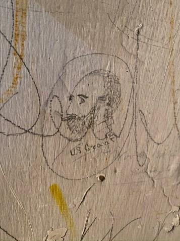 Sketch of Ulysses S. Grant