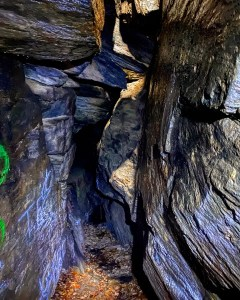 Passage inside of Wind Cave