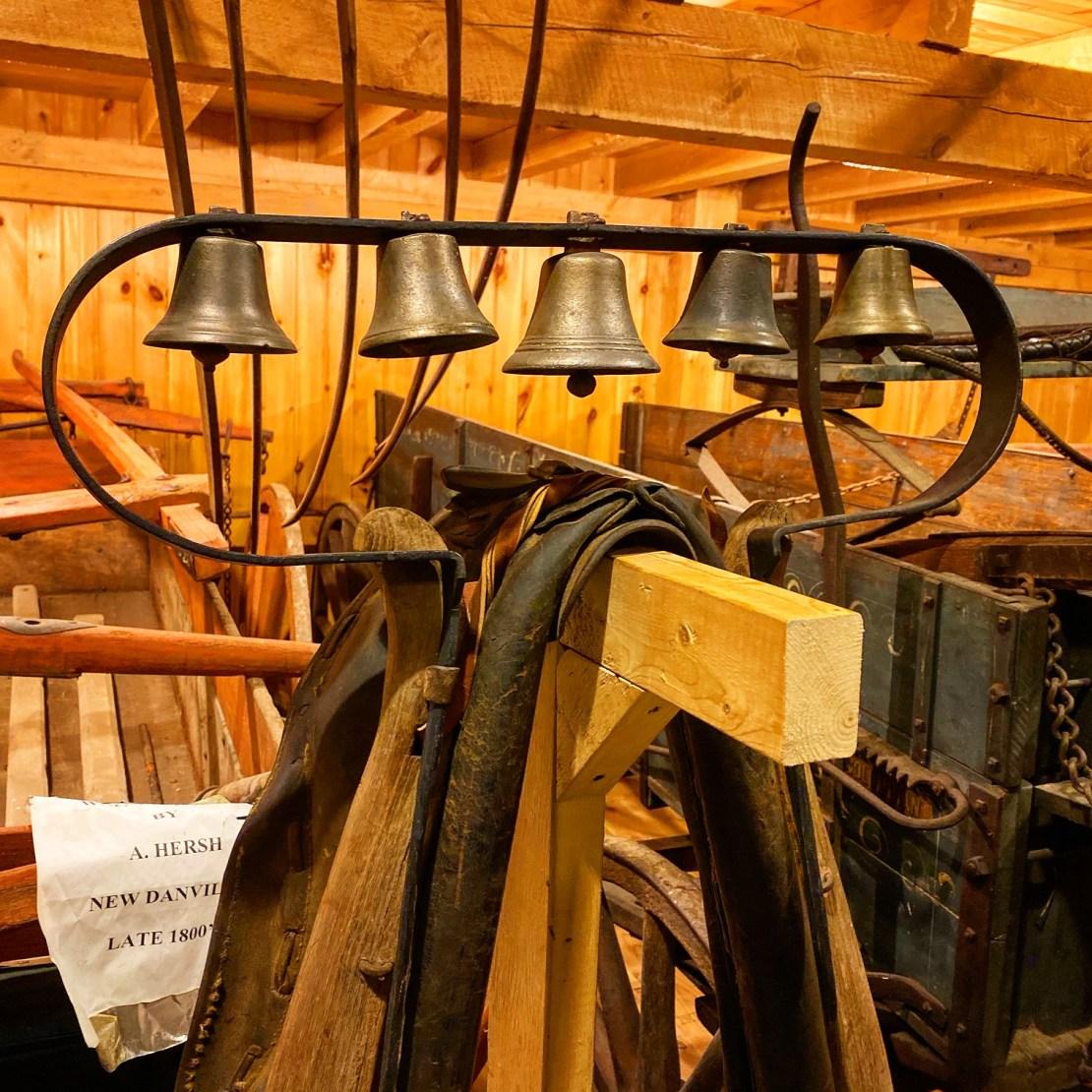 Conestoga Wagon bells