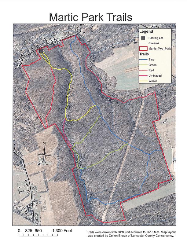 martic township park map