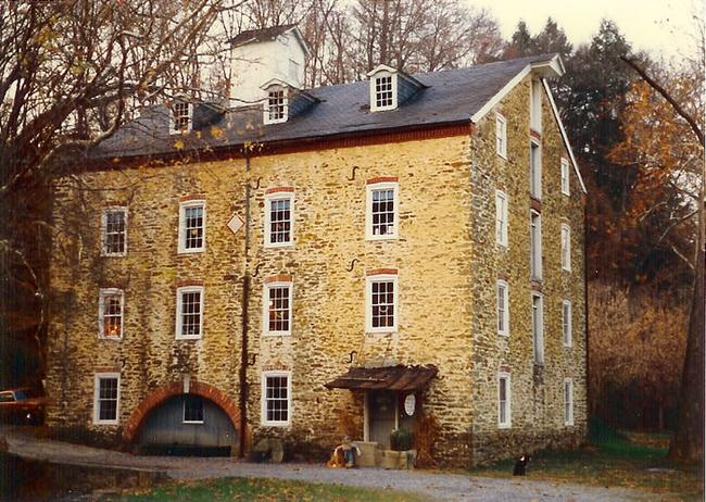 Sickman's Mill in 1987