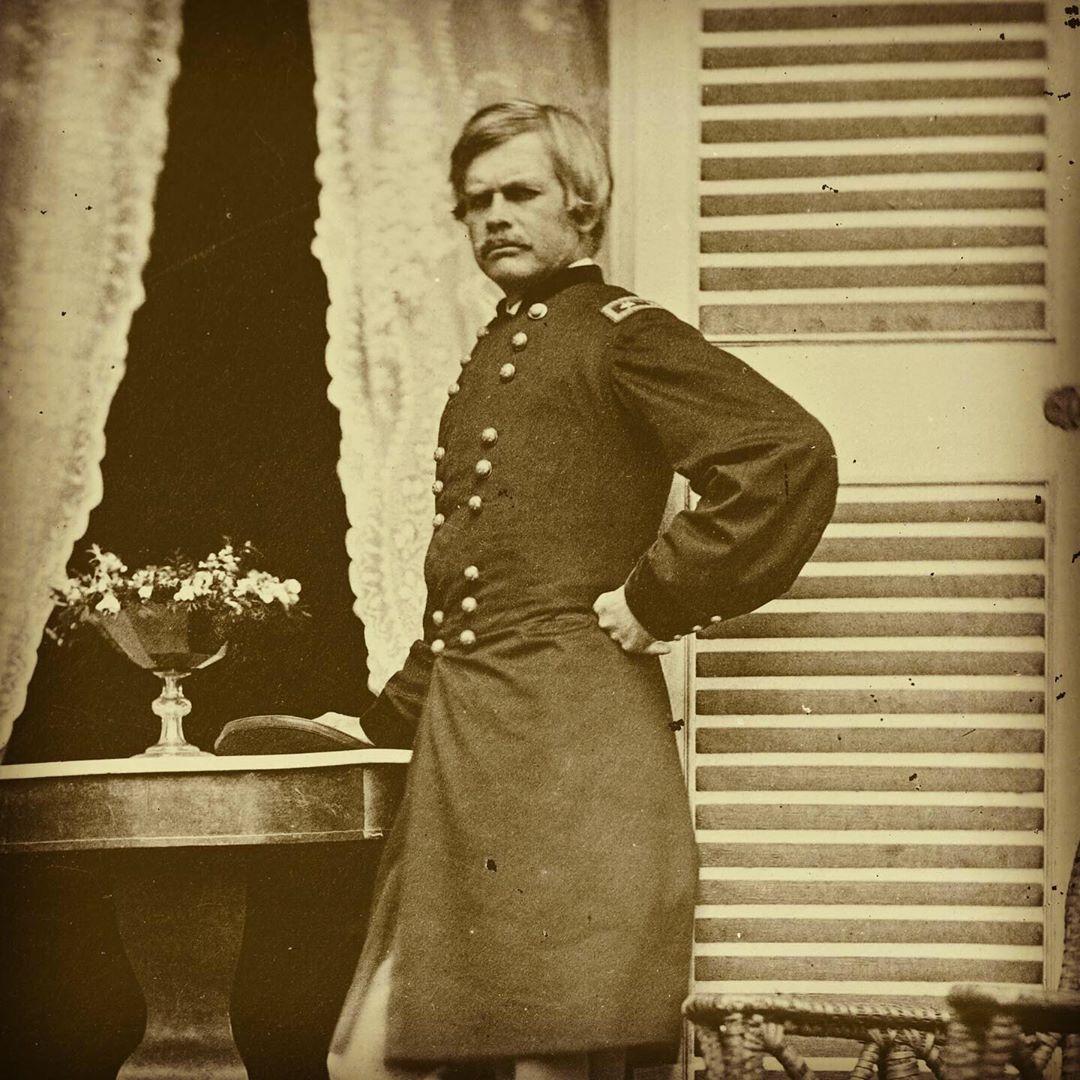 Major General Edward Ord