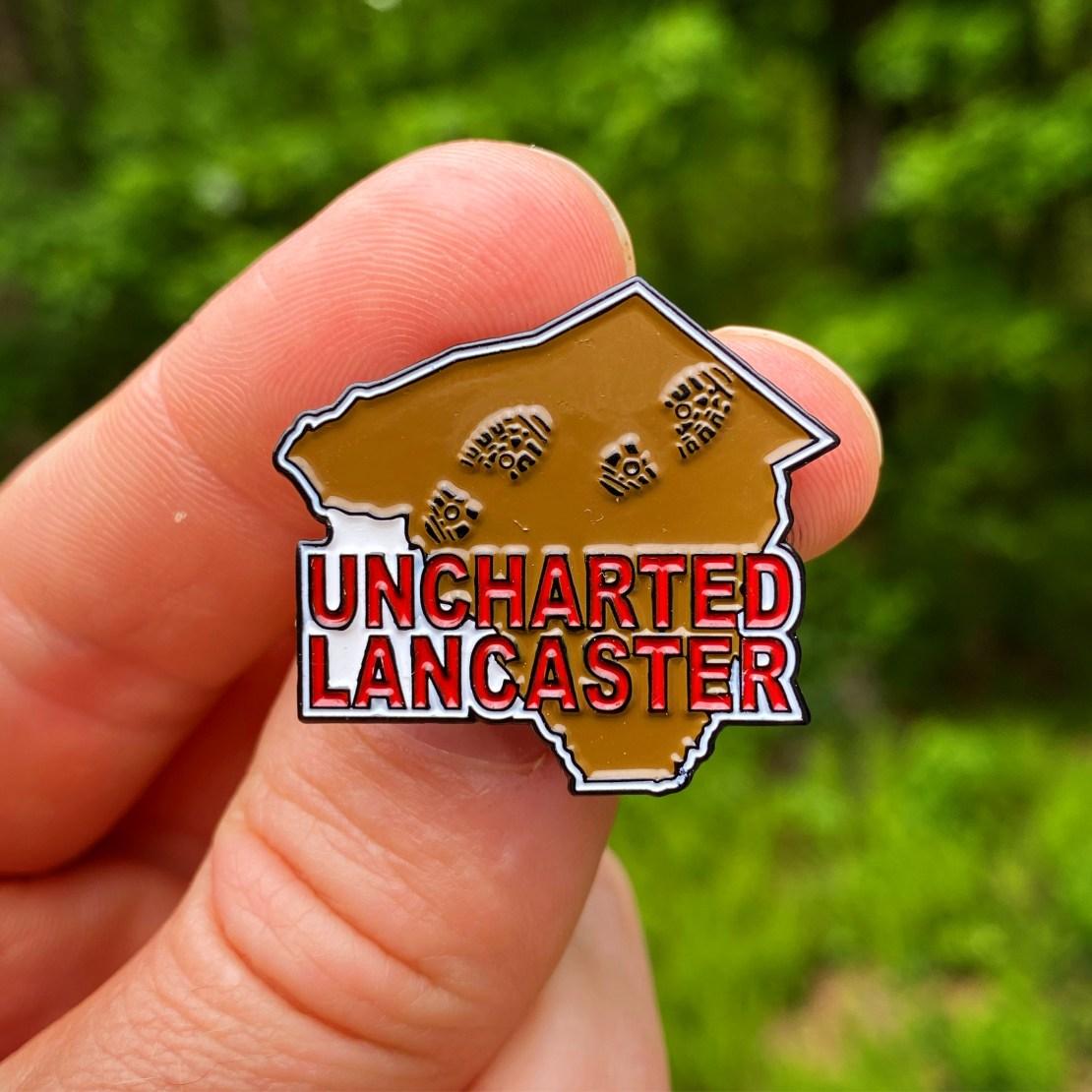 unchartedLancasterPin1